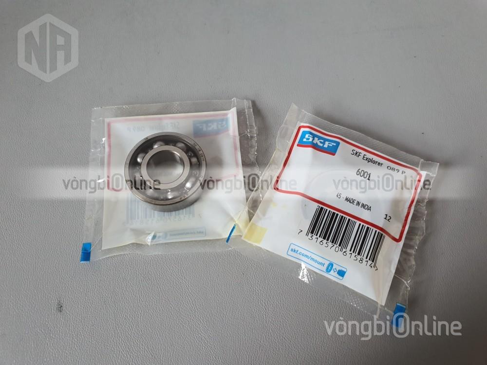 Hình ảnh sản phẩm vòng bi 6001 chính hãng SKF