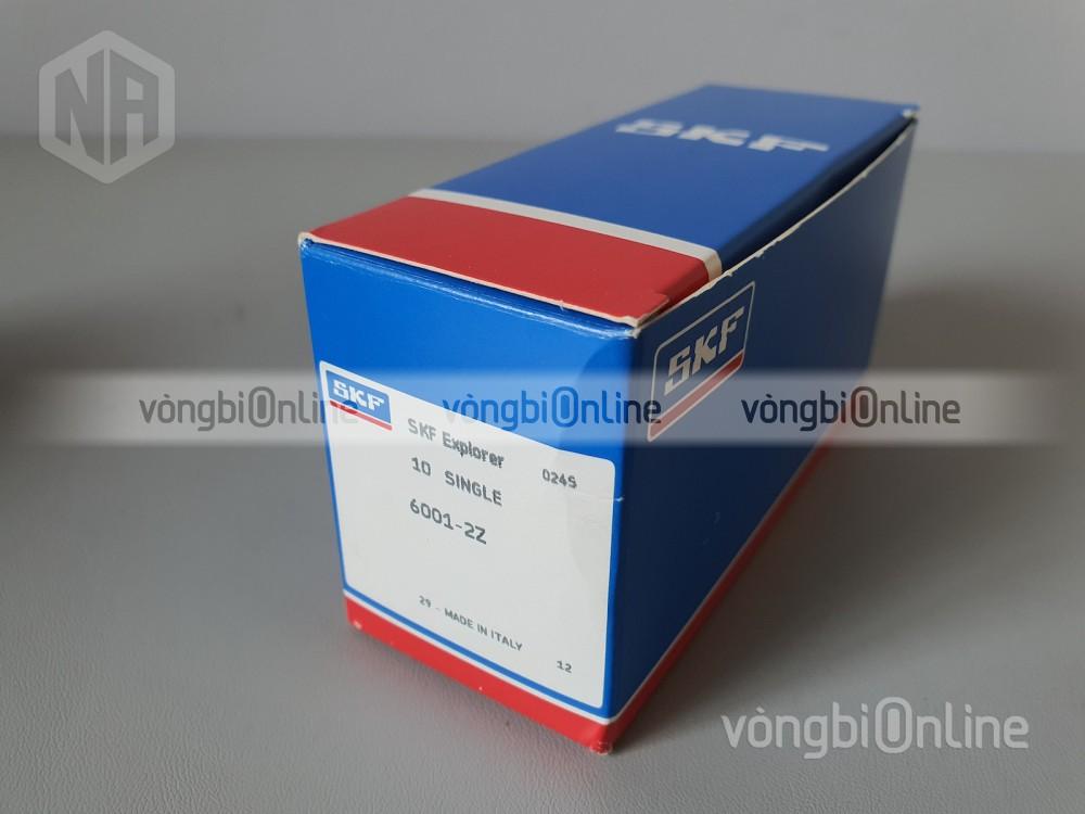 Giá bán vòng bi bạc đạn 6001-2Z
